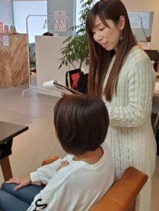 ヘナセミナー特別編を岐阜で開催しました!